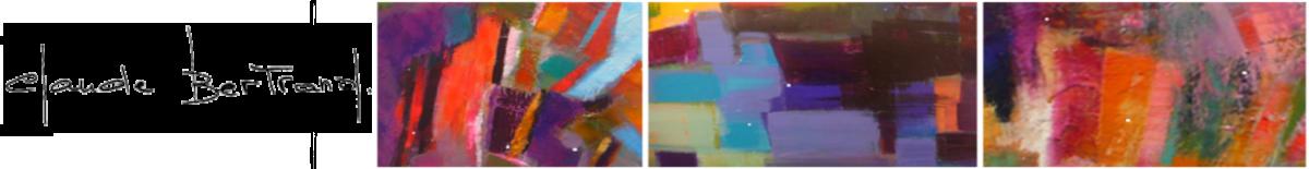 Claude BERTRAND – Artiste peintre