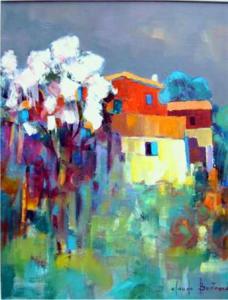 Acryliques sur toile 2007