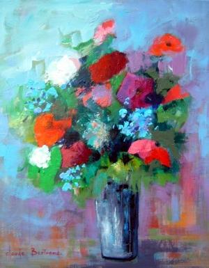 Acryliques sur toile 2008