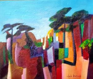 Carrières de Roussillon 65x54