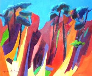 Ocres de Roussillon 65x