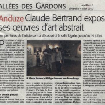 ANDUZE – Rétrospective – 50 ans de Peinture